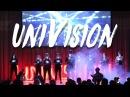 Univision Танец открытия 2018