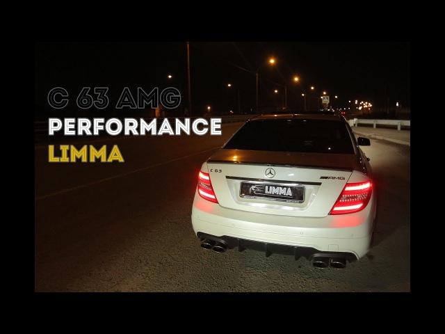 LIMMA - Обзор C63 AMG🔥🔥🔥
