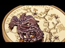 The worlds most exquisite pink diamond coin