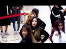 180210 Второй баскин-ивент 'Full Moon' в COEX Mall (Sleep-Walking) Siyeon focus