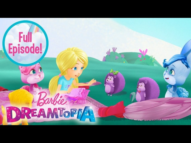Forest Full of Friendship | Barbie Dreamtopia: The Series | Episode 14