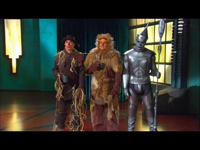 Stargate SG1 - Wizard of Oz