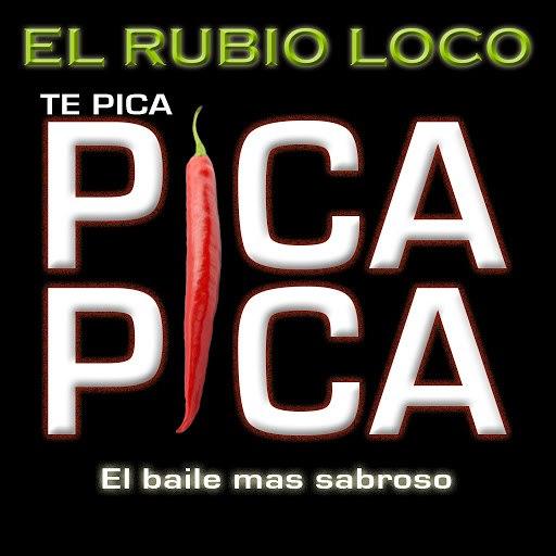 El Rubio Loco альбом Te Pica (Pica Pica)