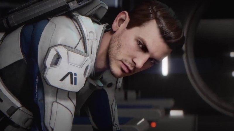 【MAD】Mass Effect: Andromeda English Anime Opening