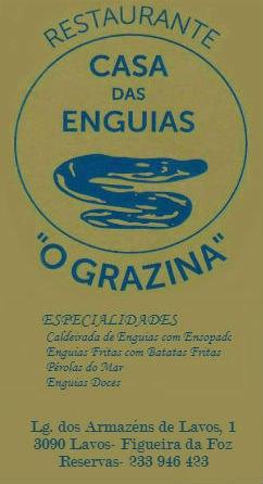 """Casa das Enguias """"O Grazina"""""""