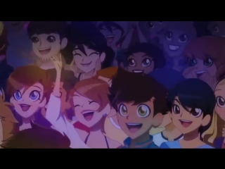 Lolirock_Higher_English_song