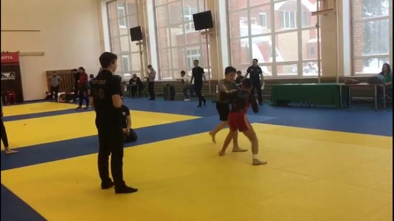 Карапетян Никита финал NOGI 18.02.2018 (UWW) WORLD GRAPPLING OPEN.