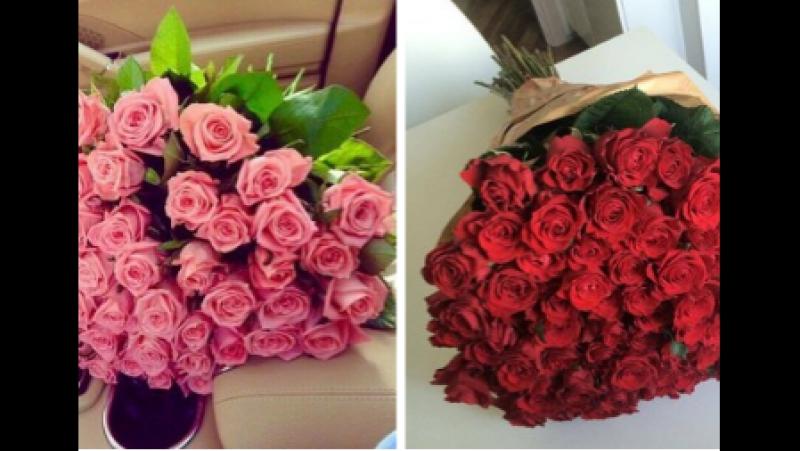 букет из пятнадцати роз