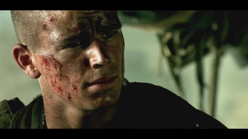 Отрывок с фильма Черный Ястреб почему я на войне