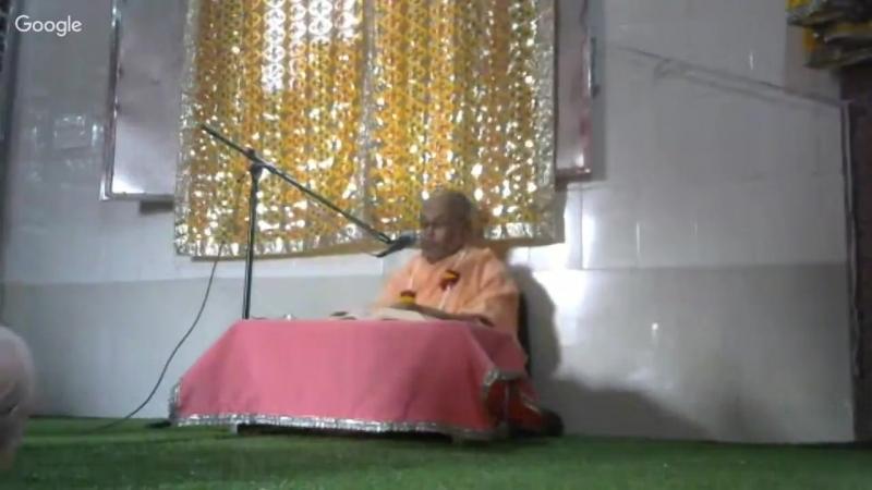 Описание варнашрама-дхармы. (ШБ 11.18) 15.03.18, утро