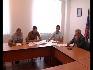 В администрации Старобешевского района состоялось заседание штаба по подготовке к работе в осенне-зимний период
