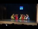 Узбекская мозаика «вихрь»