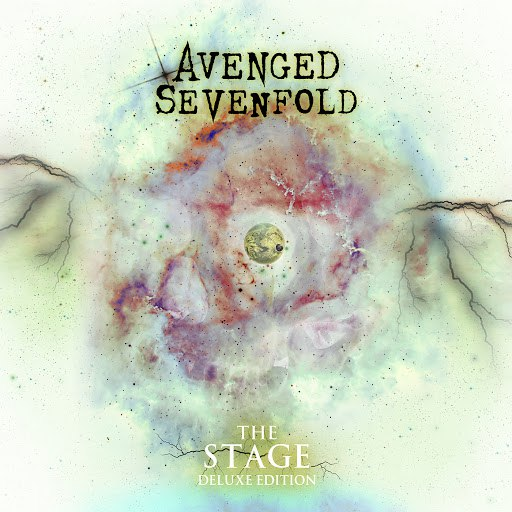 Avenged Sevenfold альбом The Stage (Deluxe Edition)