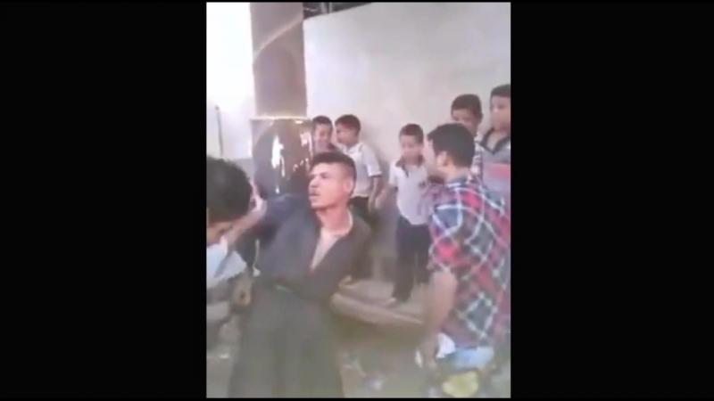 Junger Christ ist in die Hände von Mohammedanern gefallen - Islamische Christenverfolgung