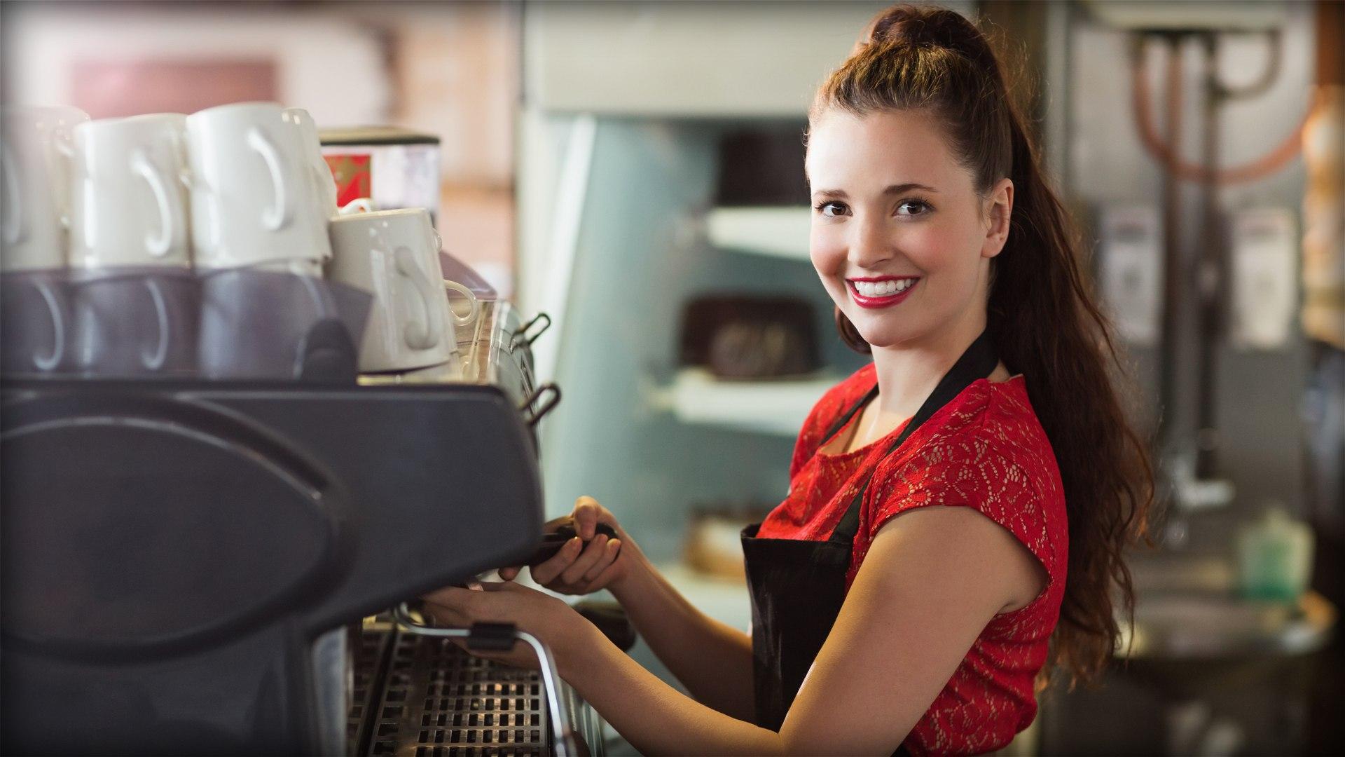 Что такое кофемашина?