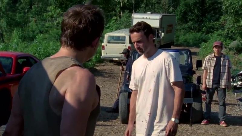 The Walking Dead -- Brotherhood - / Ходячие мертвецы