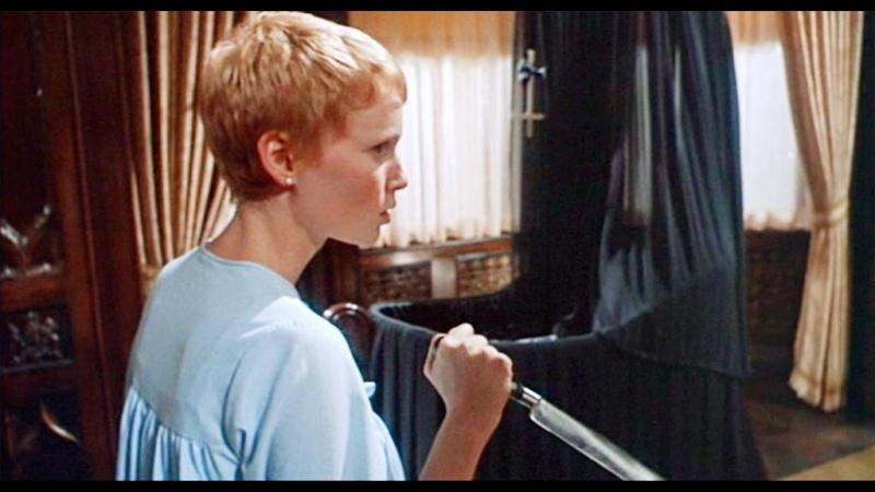 Rosemary's Baby 1968 / Ребёнок Розмари HD 720p (rus)