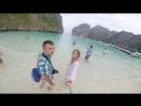 Maya Bay. Phi phi leh. GoPro Hero 3 Black Edition. Thailand. Phuket. Oktober/November 2017