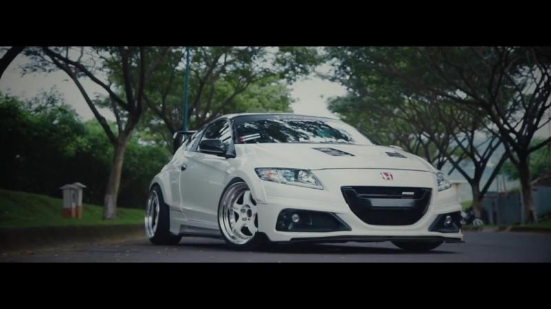Honda CR-Z (Edward Gallagher) SSID Media | Perfect Stance