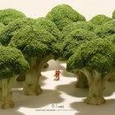 Неиссякаемая фантазия мастера миниатюр Танаки Тацуи.