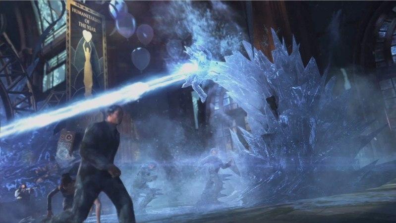 Batman Arkham Origins Cold Cold Heart Teaser Old Acquaintance
