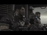 Gears of War 2. Обзор  лучшей игры которая  выходила на  xbox 360 и одна из 2 игр которые выходили на консолях поколения ps3.