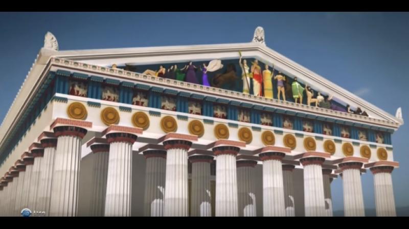 Тайны Британского музея Древняя Греция открыта заново