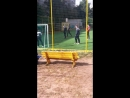 Сергей Иванович играет в футбол ориг