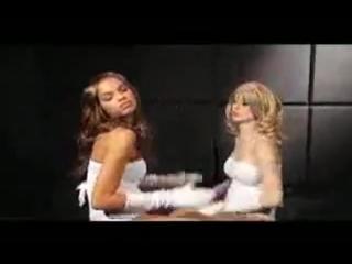 Beyonce ft. Lady Gaga-Video Phone BEHIND THE SCENES