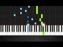 Five Nights at Freddys 3 Song - Die In A Fire - Piano Cover_Tutorial by RemixStudio