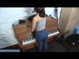 После траха на пианино надо убрать за любовником [milf, mature, милф, мамки]