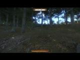 Игрок прошел пешком всю карту в Kingdom Come: Deliverance.
