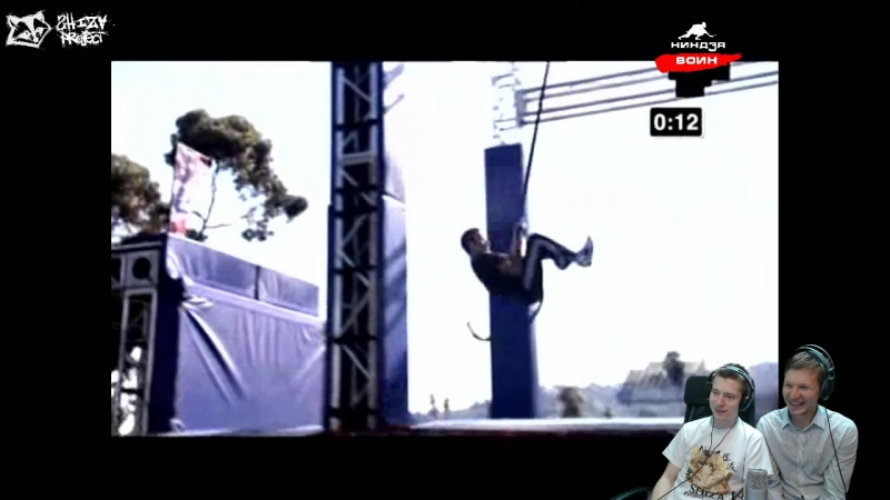 [SHIZA Project] American Ninja Warrior Season 1 [2 of 8] [RUS] [1280x720 avc] [NIKITOS OSLIKt]