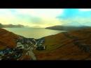 Фантастическая красота Фарерских островов! Дания. Съёмка с дрона