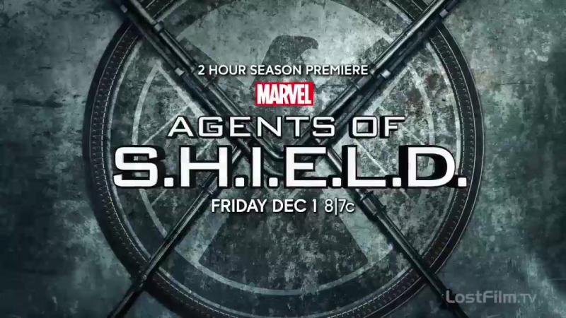 «Агенты Щ.И.Т.»: озвученный трейлер к 5 сезону
