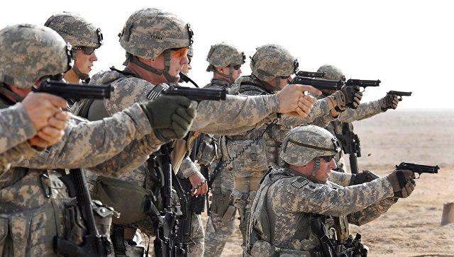 США впервые за три года изменили численность войск в Ираке