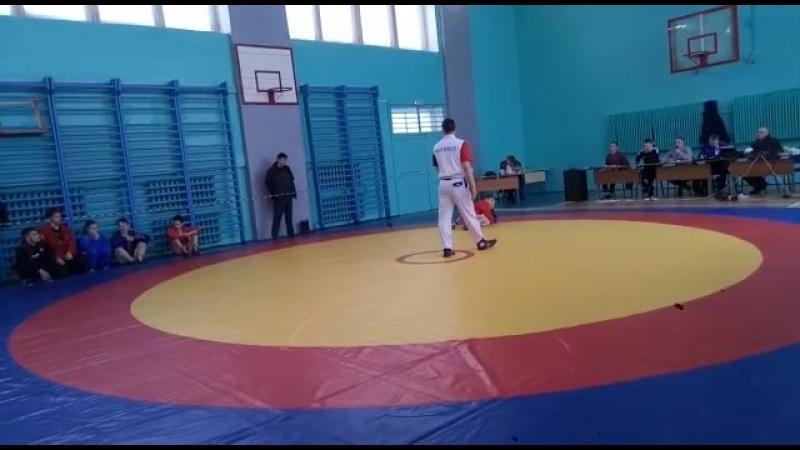 Борьба в Шарье 22.04.2018г.