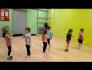 Занятия для детей Кидс дэнс с 5 до 8 лет!