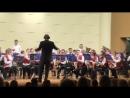 Образцовый детский духовой оркестр LITTLE BАND ДШИ №5г Вологда руководитель Андрей Шабанов