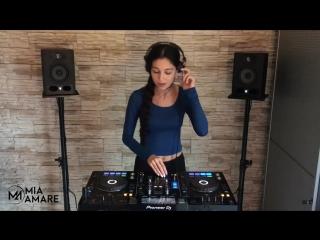 Mia Amare best of house music Mix Pioneer DJane