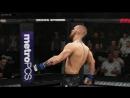 Лучшие бойцы клуба (Валера и Влад) показывают свою сноровку в новой UFC 3