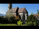 Путешествие по Европе Лихтенштейн Вадуц Альпы