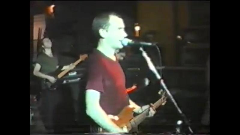 Fugazi - 07 08 Two Beats Off Repeater - Live in Warsaw, Karuzela, 10 05 1990
