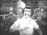 Teresa Brewer sings and dances Music Music Music with the Firehouse Five (1951)