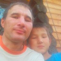 Анкета Максим Кетегечев