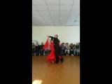 Константин Корнилов и Людмила Самурова