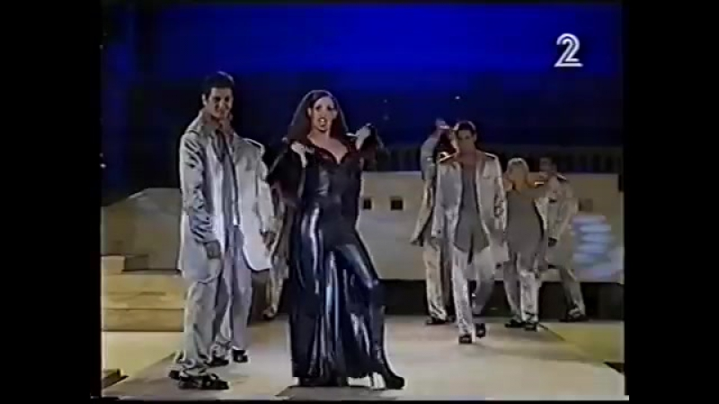 Dana International - Ani Ohevet