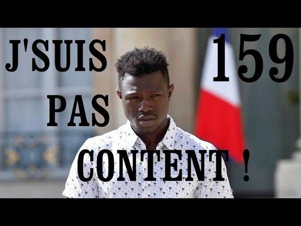 JSUIS PAS CONTENT ! 159 MAMOUDOU LE HEROS ET FAKE NEWS A GOGO !