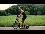 Standup Varibike - 3 full body workout styles for the road ( смотри ссылку под видео )