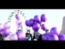 Запустили шарики кОразали_вНебо_Кокшетау